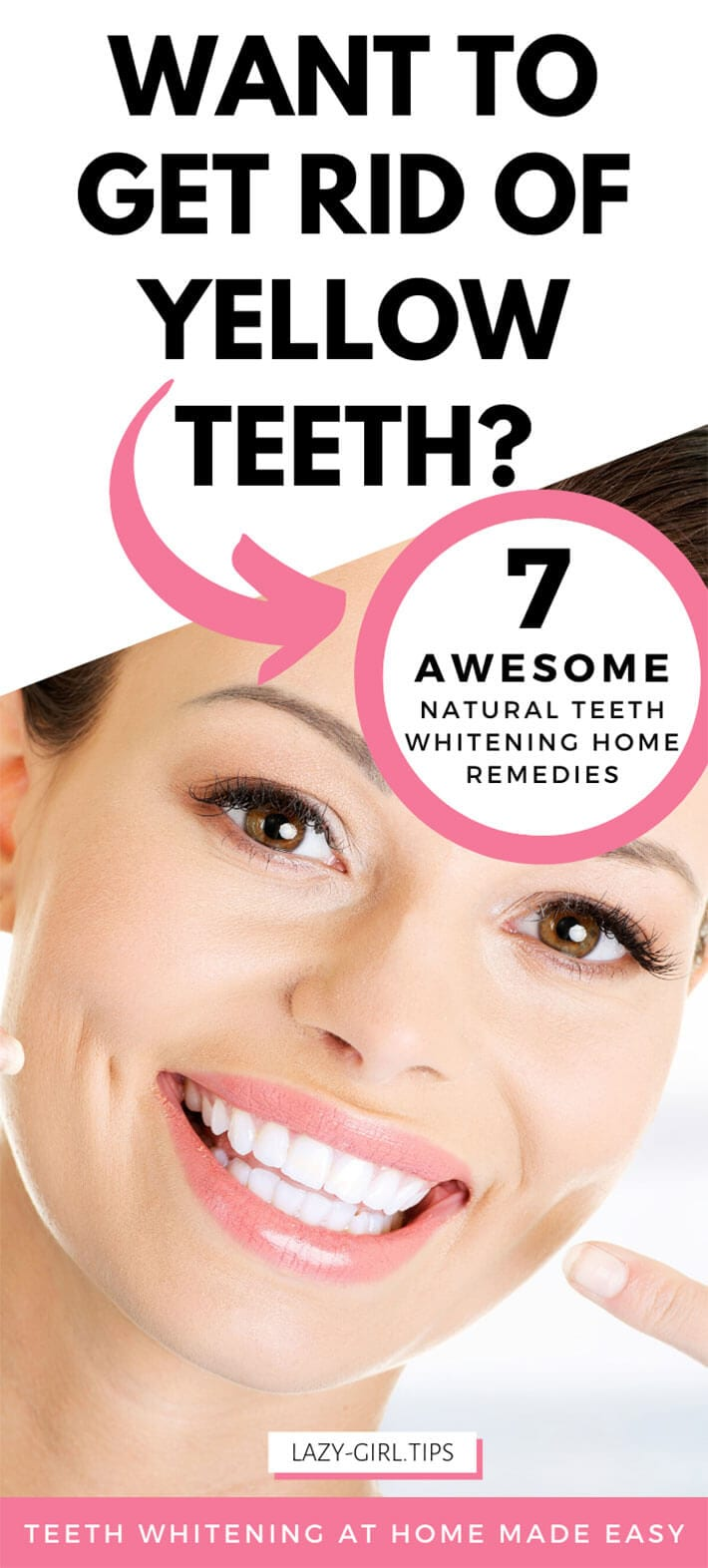 Beautiful Smile 7 Natural Teeth Whitening Home Remedies