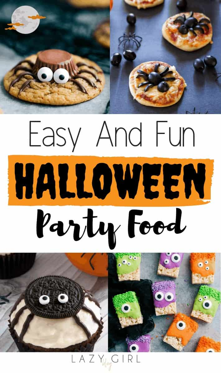 Easy And Fun Halloween Party Food