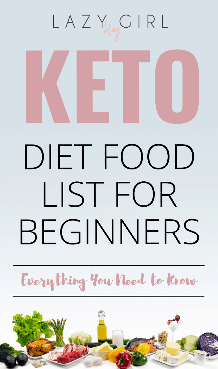 Keto Diet Food List For Beginners: Everything You Need to Know