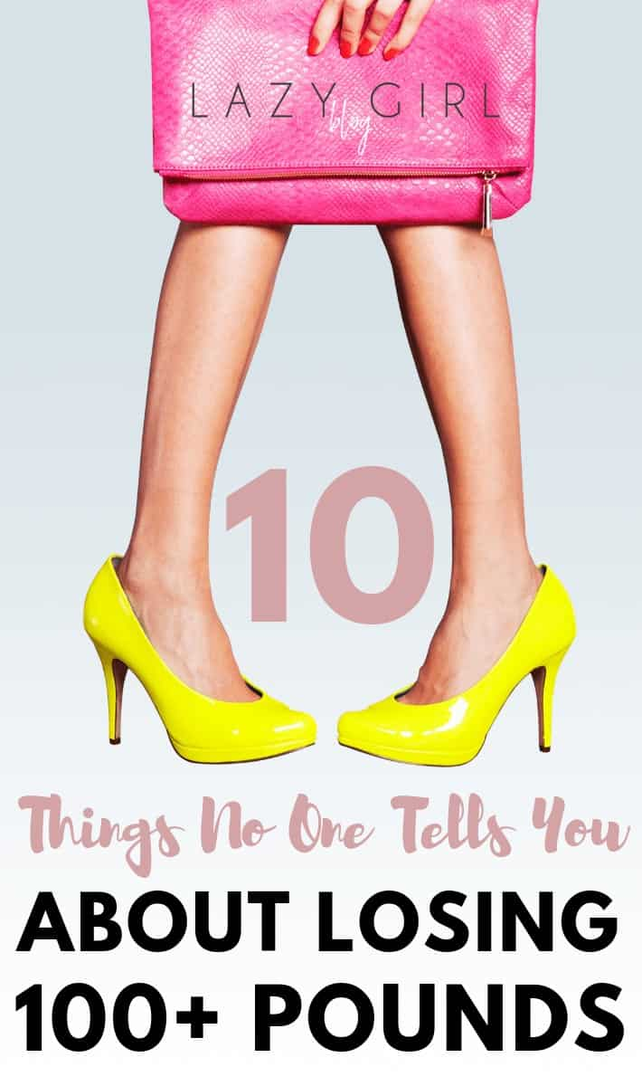 10 Things No One Tells You About Losing 100+ Pounds