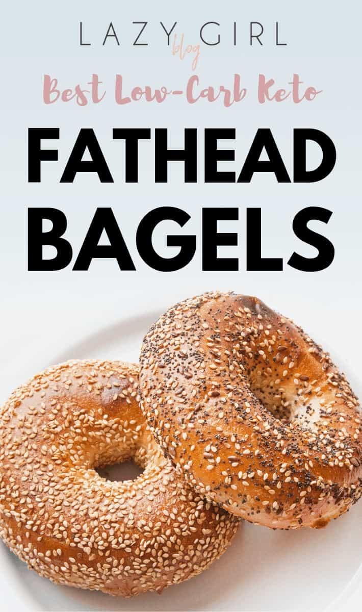Best Low-Carb Keto Fathead Bagels