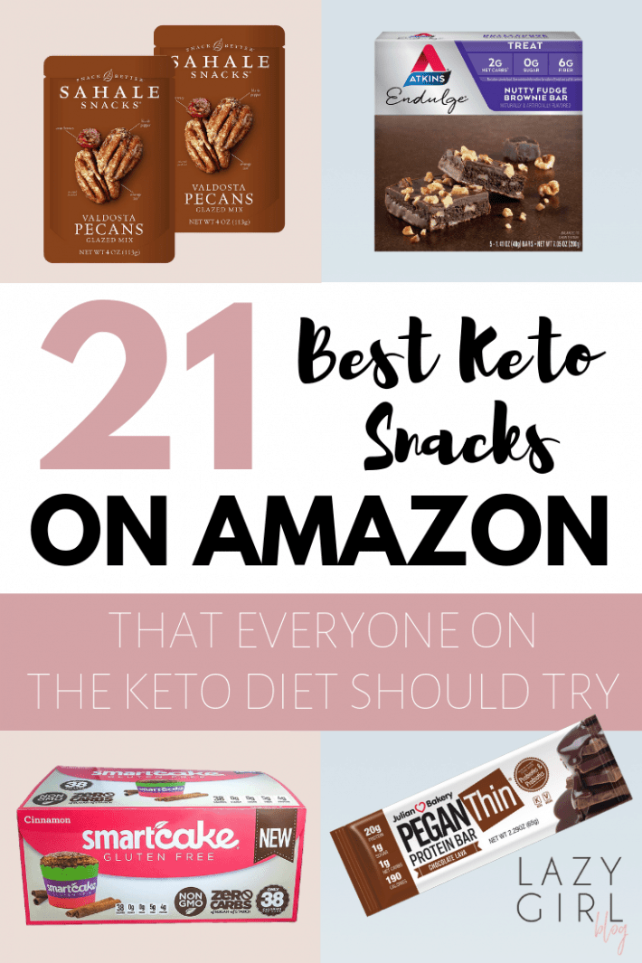 21 Best Keto Snacks On Amazon That Everyone On The Keto Diet Should Try