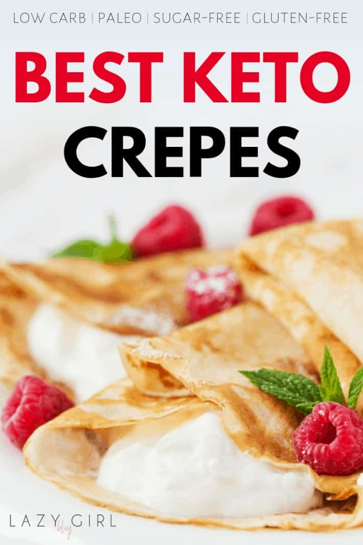 Best Keto Crepes