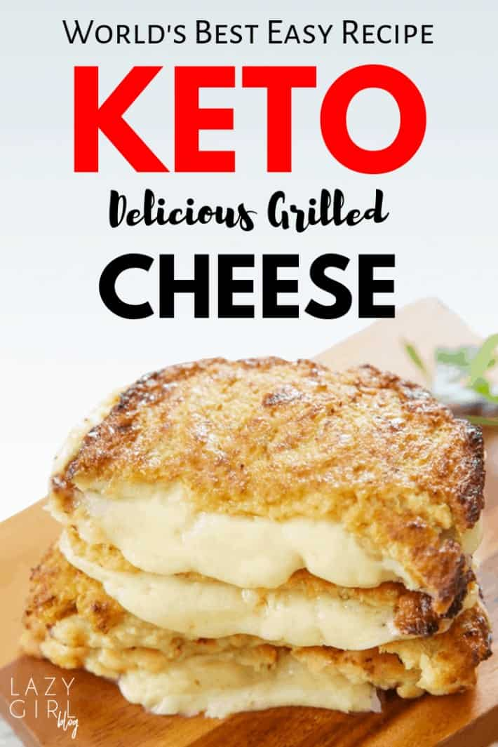 Best Keto Grilled Cheese