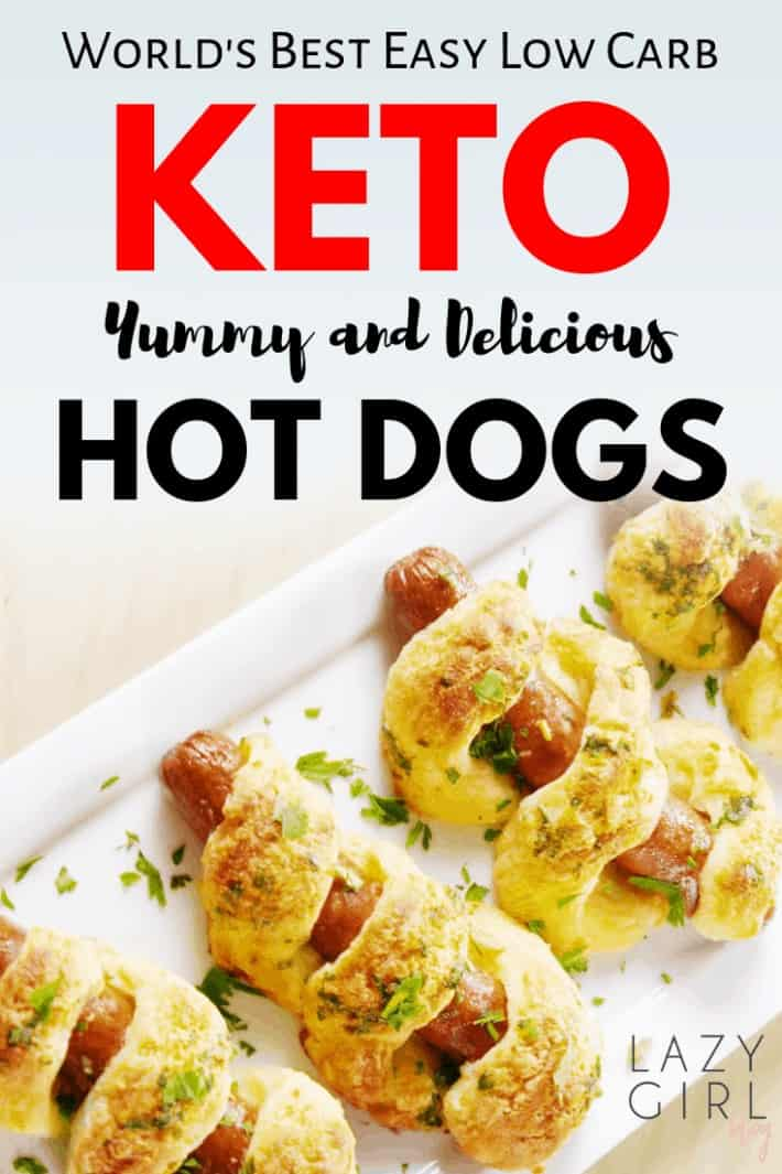 World's Best Low Carb Keto Hot Dogs