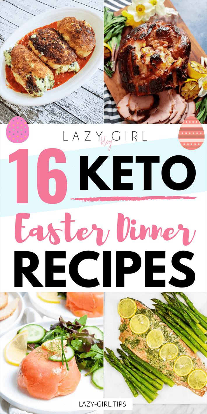 16 Best Keto Easter Dinner Recipes